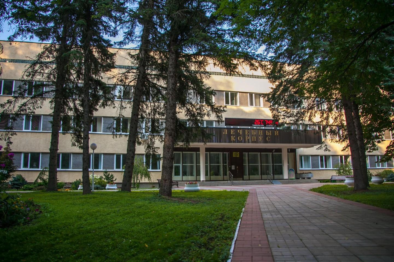 Лечебный корпус, Музей-усадьба «Архангельское», Москва — ParkSeason