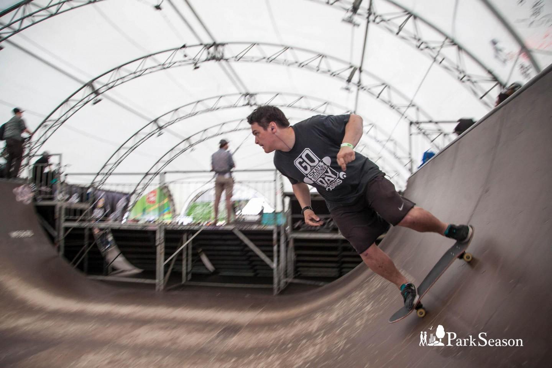 Скейт-парк в Сокольниках, Парк «Сокольники», Москва — ParkSeason