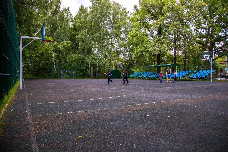 Спортивная площадка, ВДНХ, Москва — ParkSeason