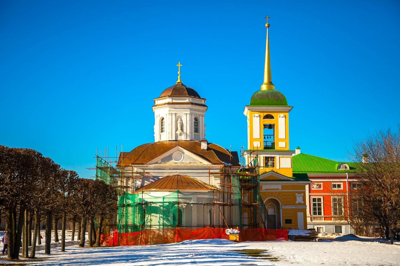 Российский православный университет, Усадьба Кусково, Москва — ParkSeason