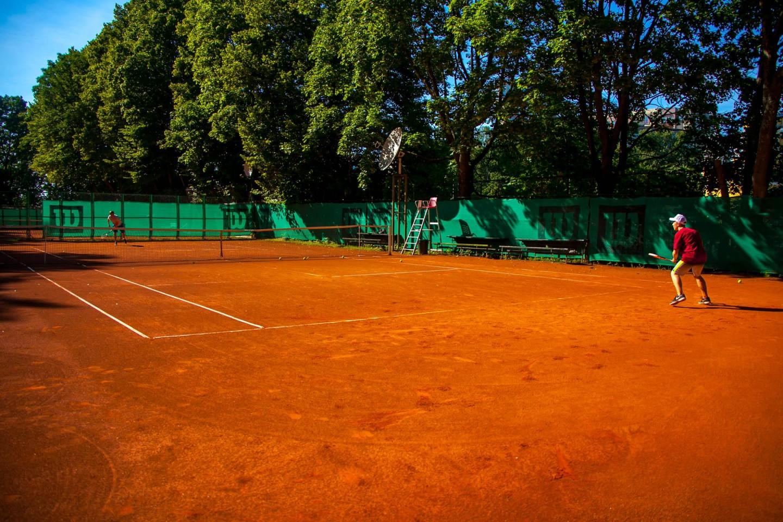 Теннисный клуб — ParkSeason