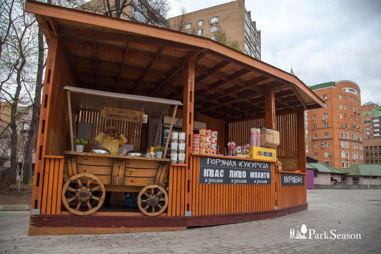 Кафе Зоопарка, Московский зоопарк, Москва — ParkSeason
