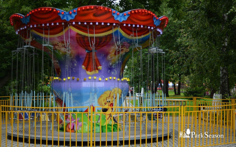 Карусели, Усадьба «Воронцово», Москва — ParkSeason