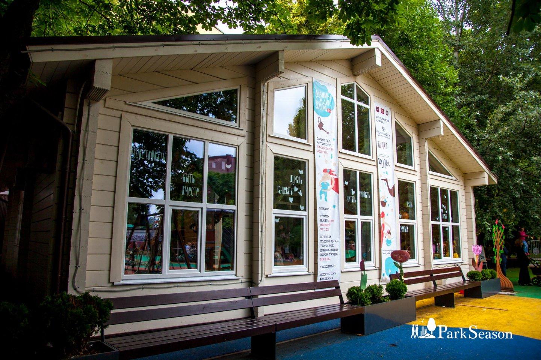 «Мамин садик» Seasons, Магазин «Чепуха», Сад «Эрмитаж», Москва — ParkSeason