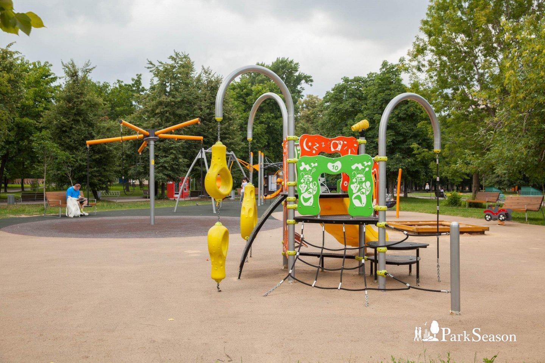 Детская площадка, Парк «Красная Пресня», Москва — ParkSeason