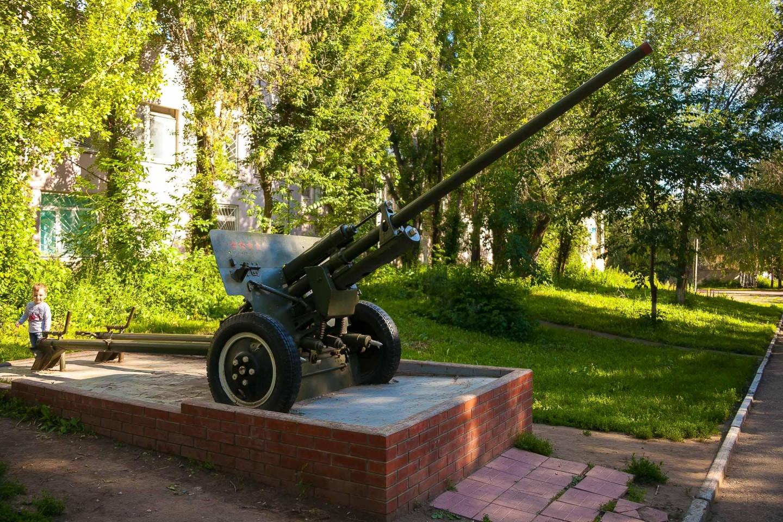 Выставка военной техники — ParkSeason
