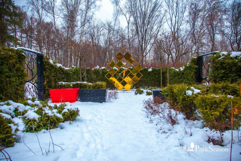 Денежный сад, Парк «Сокольники», Москва — ParkSeason
