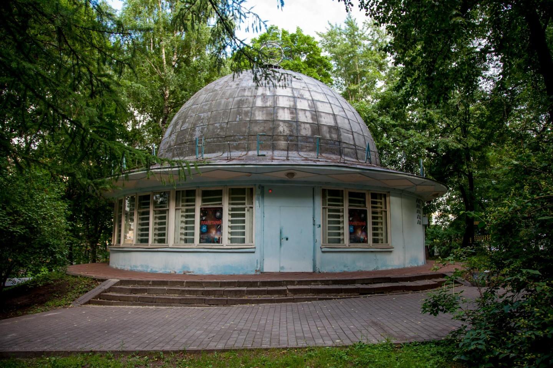 Планетарий Культурного Центра Вооруженных Сил РФ — ParkSeason