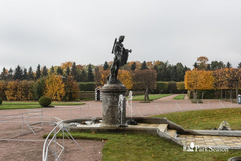 Статуя Аполлона Бельведерского — ParkSeason