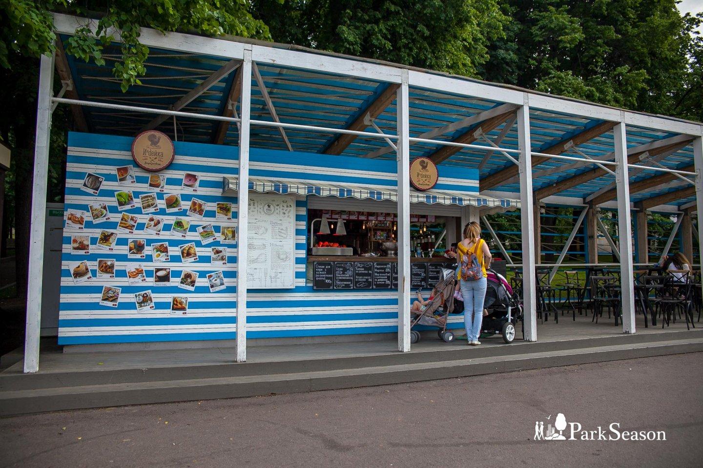 Кафе «Индейка», Парк Горького, Москва — ParkSeason