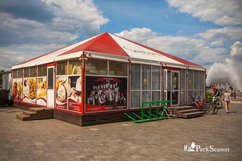 Летнее кафе «Victoria» — ParkSeason