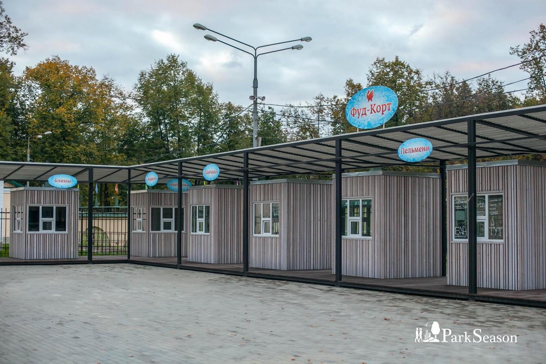Фуд-корт, Парк «Измайловский», Москва — ParkSeason