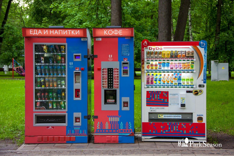 Автомат «Еда и напитки» — ParkSeason
