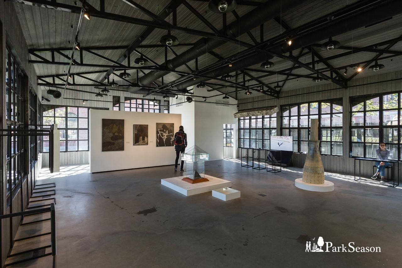 Выставочный павильон — ParkSeason