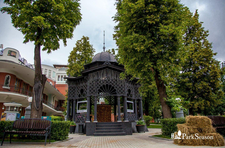 Гарден-коттедж, Сад «Эрмитаж», Москва — ParkSeason