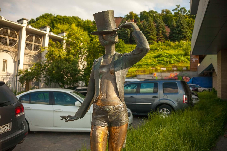 Скульптура «Танцовщица» — ParkSeason