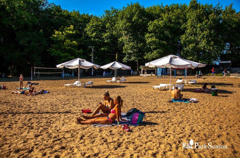 Пляж «Ясная Поляна» — ParkSeason