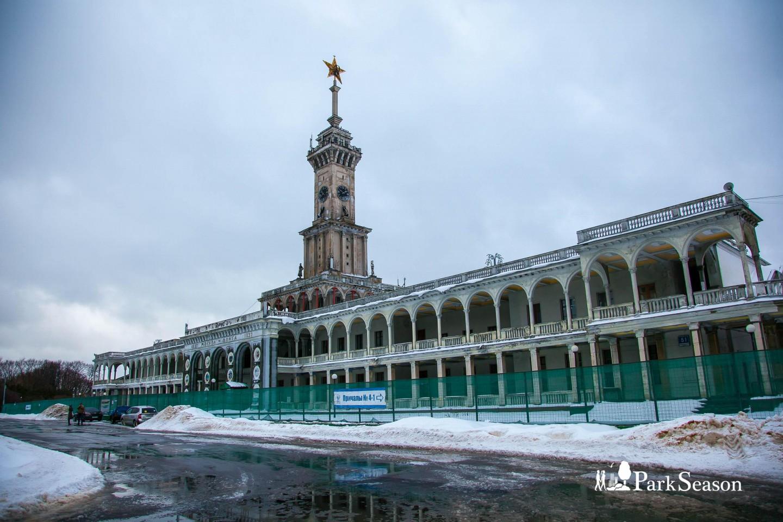 Речной вокзал, Парк Северного речного вокзала, Москва — ParkSeason