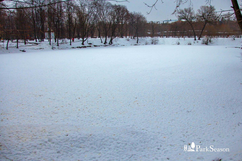 Прямоугольный пруд, Усадьба «Лефортово», Москва — ParkSeason