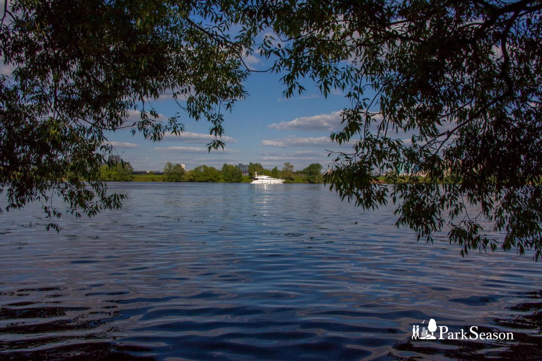 Москва-река, Строгинский парк, Москва — ParkSeason