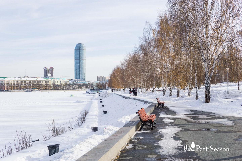 Река Исеть — ParkSeason
