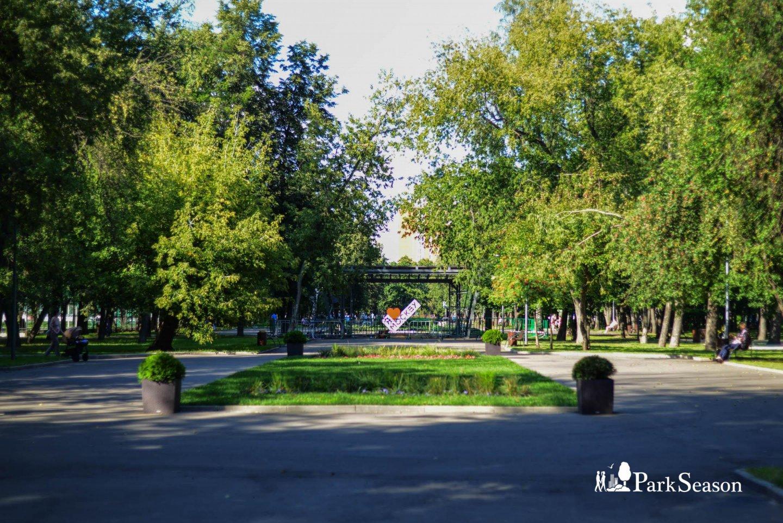 Главный вход, Парк «Перовский», Москва — ParkSeason