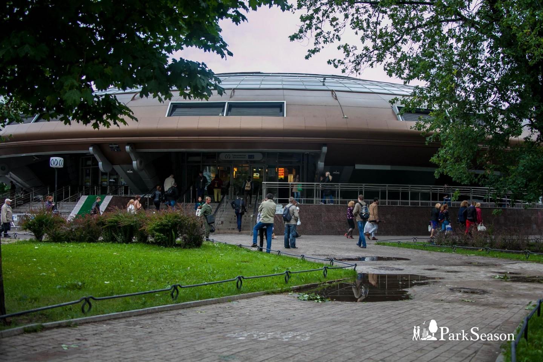 Станция метро «Горьковская» — ParkSeason