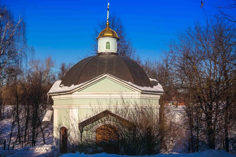 Часовня Храма Иконы Божией Матери, Музей-заповедник «Царицыно», Москва — ParkSeason