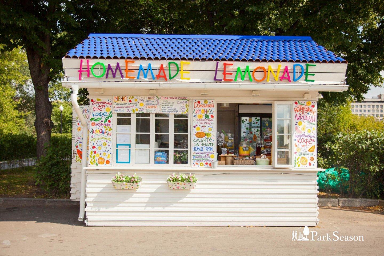 Бар HomeMade Lemonade, Парк Горького, Москва — ParkSeason
