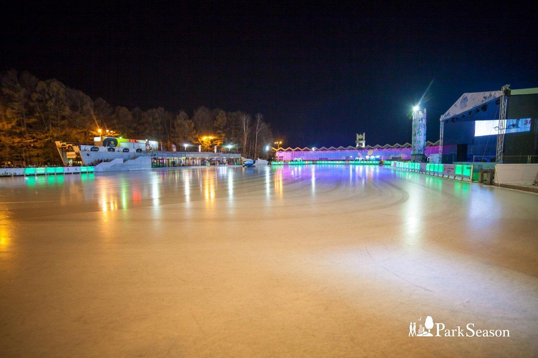 Каток «Лёд» (парк «Сокольники») (закрыт на лето) — ParkSeason