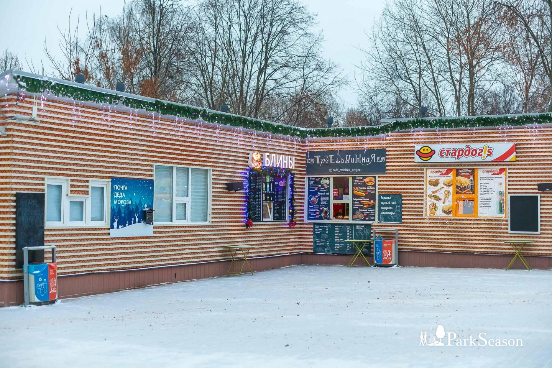 Фуд-корт, Парк «Северное Тушино», Москва — ParkSeason