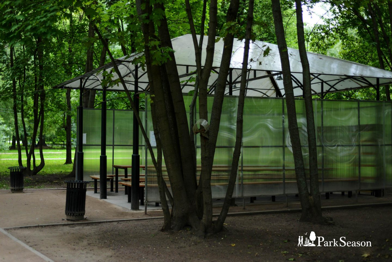 Буккроссинг, Усадьба «Воронцово», Москва — ParkSeason