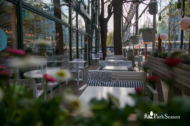 Кондитерская Upside Down Cake, Аптекарский огород, Москва — ParkSeason