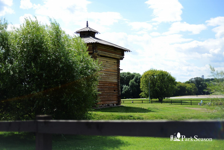 Башня Братского острога, Усадьба «Коломенское», Москва — ParkSeason