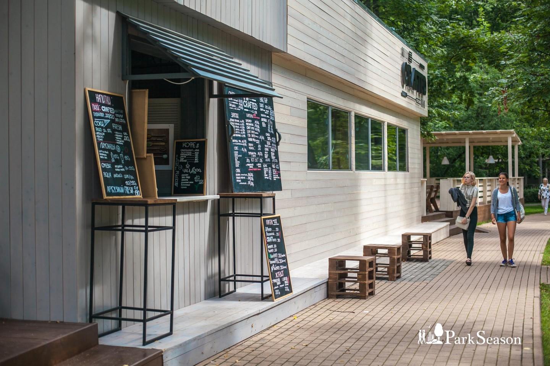Grill crafted bar, Парк «Сокольники», Москва — ParkSeason
