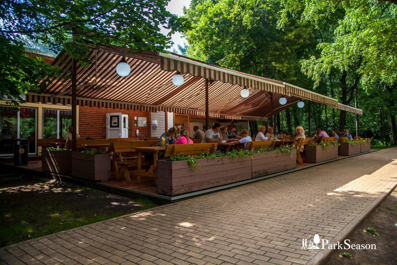 Кафе «Шашлычная», Парк «Сокольники», Москва — ParkSeason