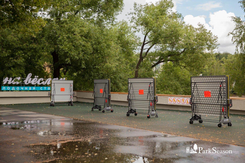 Настольный теннис, ВДНХ, Москва — ParkSeason