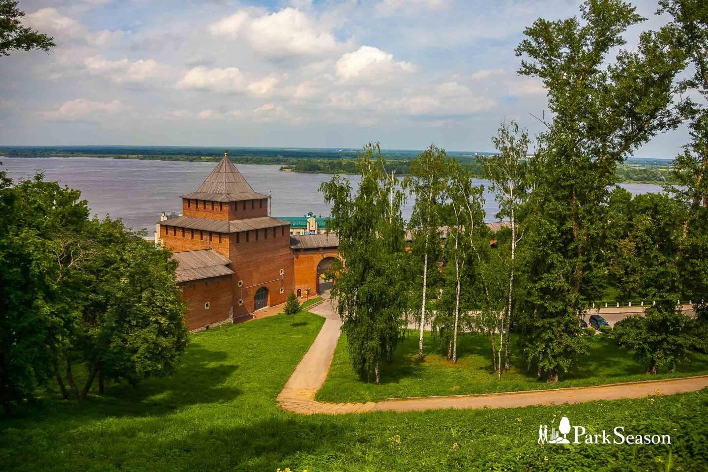 Ивановская башня — ParkSeason