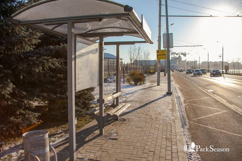Остановка  общественного транспорта «ул. Марселя Салимжанова» — ParkSeason