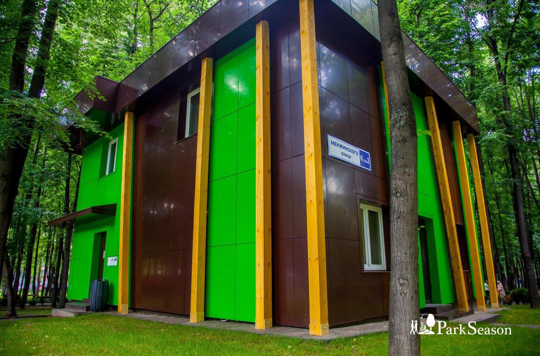 Центр творчества и досуга «Зеленый домик», Парк «Бабушкинский», Москва — ParkSeason