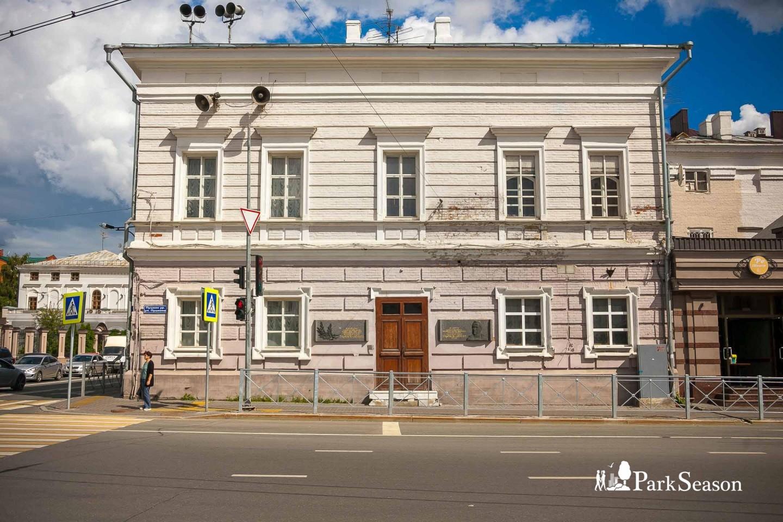 Первый казанский шахматный клуб — ParkSeason
