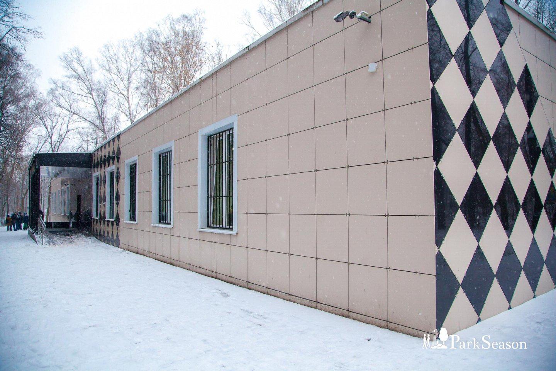 Шахматно-шашечный клуб, Парк «Сокольники», Москва — ParkSeason