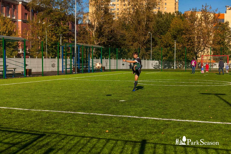 Футбольное поле — ParkSeason