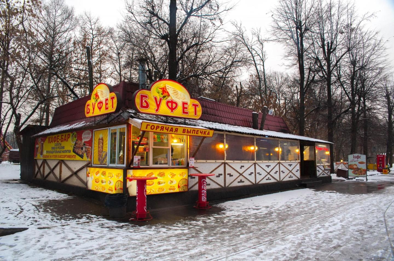 Палатка «Буфет Горячая выпечка», ВДНХ, Москва — ParkSeason