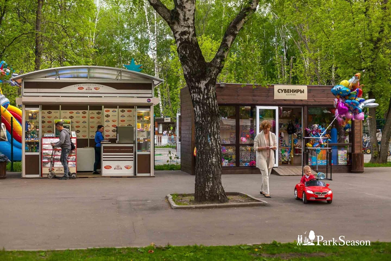 Кафе-кондитерская «Объединенные кондитеры», Парк «Перовский», Москва — ParkSeason