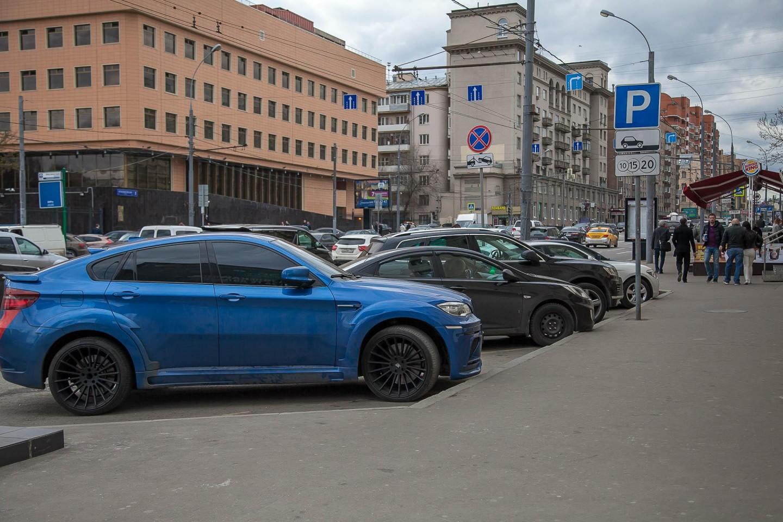 Московский паркинг, Московский зоопарк, Москва — ParkSeason