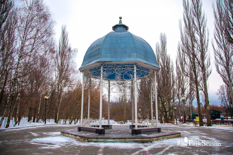 Музыкальная беседка, Парк «Измайловский», Москва — ParkSeason