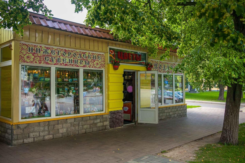 Магазин «Цветы» — ParkSeason