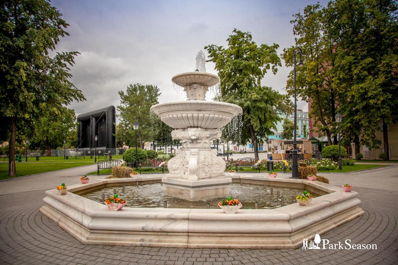 Фонтан, Сад «Эрмитаж», Москва — ParkSeason