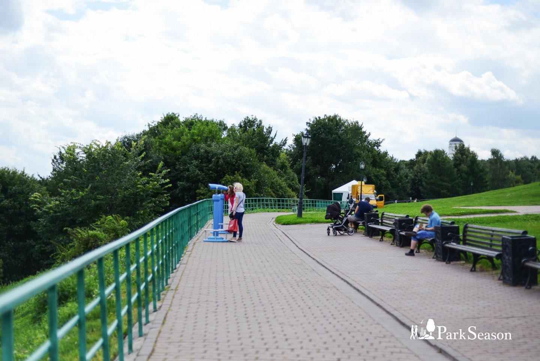 Смотровая площадка, Усадьба «Коломенское», Москва — ParkSeason